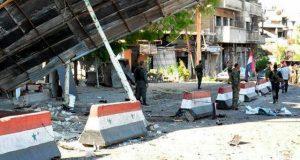 امریکی اتحادی افواج کی شامی ڈیفنس فورس پر بمباری، 18 اہلکار ہلاک