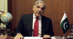 دہشتگردی کیخلاف جنگ پاکستان کی بقاءکی جنگ ہے، شہباز شریف