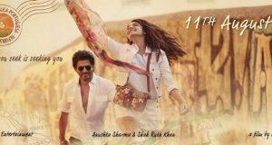شاہ رخ اور انوشکا کی نئی فلم کی ریلیز سے قبل ایک اور بڑی ڈیل