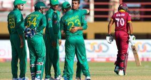 آخری ون ڈے میں پاکستان اور ویسٹ انڈین آج مدمقابل