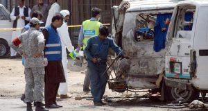 لاہور مردم شماری ٹیم پر خود کش حملہ، 4فوجی جوانوں سمیت6شہید،19زخمی