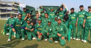 پاکستان بلائنڈ ورلڈ کپ 2018 کے فائنل کی میزبانی کرے گا