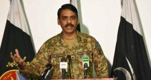 27 فروری کا واقعہ تاریخ کا حصہ بن چکا:ملکی دفاع کیلئے ہرصلاحیت کے استعمال کا حق رکھتے ہیں: میجر جنرل آصف غفور