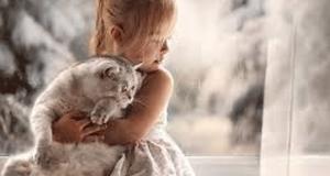 بچوں کی بہتر صحت کیلیے گھر میں جانور پالیں