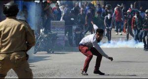 مقبوضہ کشمیر میں بھارتی فورسز کے تشدد سے متعدد طلبا زخمی