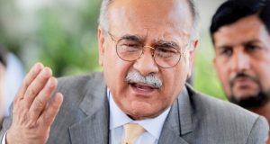 """آئی سی سی سے کہہ دیا، """"پھٹیچر"""" ٹیم نہ بھیجیں، نجم سیٹھی"""