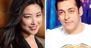 سلمان خان کا چینی اداکارہ کیلیے قیمتی تحفہ