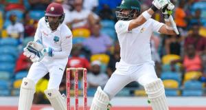 فیصلہ کن ٹیسٹ میں پاکستان کی ویسٹ انڈیز کے خلاف بیٹنگ
