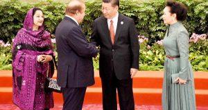 بیلٹ اینڈ روڈ منصوبہ خطے کی خوشحالی کا مظہر ہے، چینی صدر