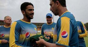 حسن علی ٹیسٹ ڈیبیو کرنے والے 228 ویں پاکستانی کھلاڑی بن گئے