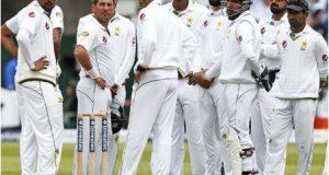 ٹیسٹ رینکنگ؛ پاکستانی ٹیم ایک درجہ تنزلی کے ساتھ چھٹے نمبر پر آگئی