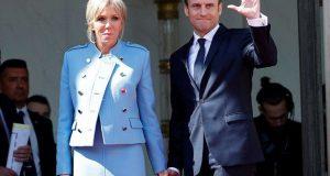 فرانس کی تاریخ کے کم عمر ترین صدر نے عہدہ سنبھال لیا