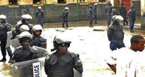 کانگو کی جیل پر مسلح افراد کا حملہ، 3 ہزار سے زائد قیدی فرار