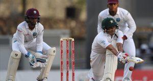 ڈومینیکا ٹیسٹ؛ پاکستان کے 8 کھلاڑی پویلین لوٹ گئے