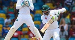 بارباڈوس ٹیسٹ؛ پاکستان کی آدھی ٹیم 30 رنز پر پویلین لوٹ گئی
