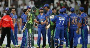 افغانستان کا پاکستان میں کرکٹ کھیلنے سے انکار