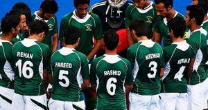 ہاکی پرو لیگ میں پاکستانی ٹیم بھی شامل