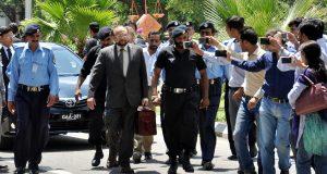 نیب ریفرنسز آخری مراح میں: نواز شریف فیملی کیخلاف واجد ضیائ20مارچ کو اپنی شہادت مکمل کرینگے
