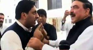 ن لیگی گلو بٹ کا شیخ رشید پر حملہ: حملہ آور کس کی سفارش پر آیا، تحقیقات ہونی چاہئیں، اپوزیشن لیڈر
