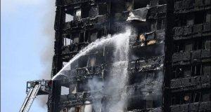 لندن: عمارت میں آتشزدگی، 12 افراد ہلاک، 70 زخمی