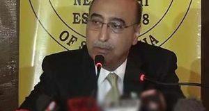 بھارت سے مذاکرات کی بھیک نہیں مانگ رہے، عبدالباسط