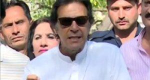 حکومت شریف خاندان کے فائدے کیلئے ملک کو نقصان پہنچا رہی ہے، عمران خان