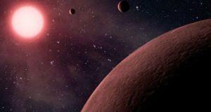 نظام شمسی سے باہر زمین جیسے 219 سیارے دریافت