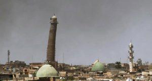 داعش نے موصل کی تاریخی مسجد کو شہید کردیا