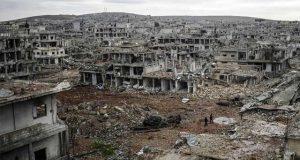 شام میں امریکی بمباری سے شہری آبادی کا بھاری جانی نقصان ہو رہا ہے، اقوام متحدہ