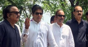 نواز شریف کو اڈیالہ جیل بھیج کر نئے پاکستان کی بنیاد رکھیں گے، عمران خان