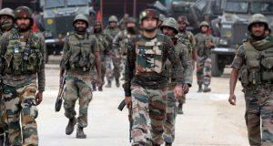 مقبوضہ کشمیر میں بھارتی فوجی نے اپنے میجر کو گولی مار کر ہلاک کردیا