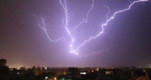 بھارتی ریاست میں آسمانی بجلی گرنے سے 19 افراد ہلاک