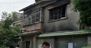چین میں دو منزلہ عمارت میں آتشزدگی سے 22 افراد ہلاک