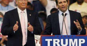 ٹرمپ جونیئر کا امریکی صدارتی انتخاب کے حوالے سے اہم انکشاف