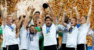 کنفیڈ ریشن کپ؛ جرمنی نے پہلا ٹائٹل اپنے نام کر لیا