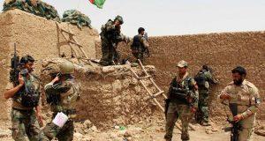 افغان فورسز اور طالبان میں شدید لڑائی، 50 سے زائد جنگجو ہلاک