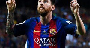 میسی مزید 4 برس تک ہسپانوی فٹبال کلب بارسلونا کی نمائندگی کریں گے