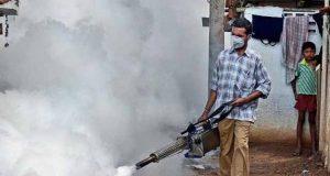 سری لنکا میں ڈینگی وائرس سے ہلاکتوں کی تعداد 300 تک جا پہنچی