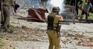 مقبوضہ کشمیر میں بھارتی فوجی آپریشن کے دوران نوجوان شہید، 4 گرفتار