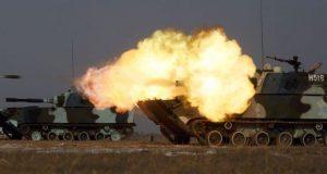 چین کی بھارتی سرحد سے ملحقہ علاقے میں فوجی مشقیں