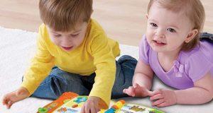 بچوں کی کتابوں میں فی صفحہ ایک تصویر سے سیکھنے کا عمل دوگنا ہوجاتا ہے ویب ڈیسک  جمعـء 7 جولائ 2017