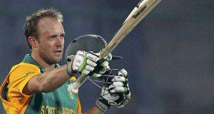 اے بی ڈی ویلیئرز جنوبی افریقا کی ون ڈے ٹیم کی کپتانی سے دستبردار