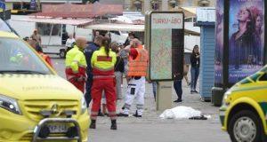 فن لینڈ میں چاقو بردار شخص کے حملے میں متعدد افراد زخمی