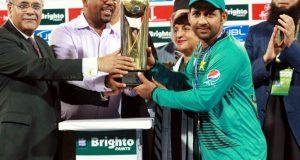 آزادی کپ، پاکستان سریز میں کامیاب ، شکریہ ورلڈ الیون