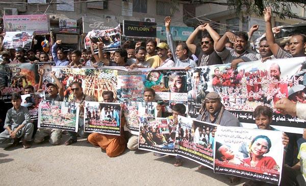 حیدر آباد: ڈیلرز ایسوسی اور سول سوسائٹی کے زیر اہتمام روہنگیا مسلمانوں کے قتل عام کے خلاف احتجاجی مظاہرہ