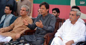 عمران خان نے فوری عام انتخابات کامطالبہ کر دیا