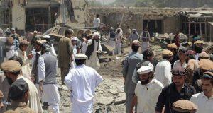 افغان صوبے قندھار میں خودکش حملہ، 14 اہلکار ہلاک