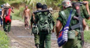 میانمار پر سخت اقتصادی و عسکری پابندیاں عائد کی جائیں، ہیومن رائٹس واچ
