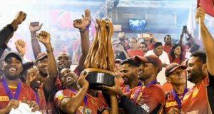 کیریبیئن پریمیئر لیگ؛ ٹرائنباگو نائٹ رائیڈرز چیمپئن بن گئے