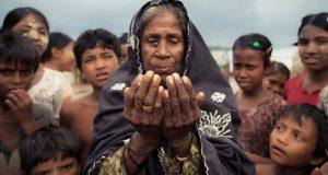 روہنگیا مسلمانوں کی پکار۔ عالمی ضمیر ہوبیدار